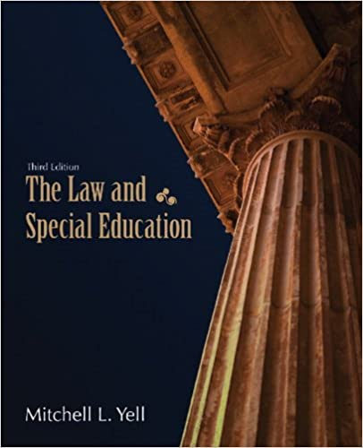 Special Education Law Pearson eText with LooseLeaf Version  Access Card Package 3rd Edition