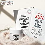 [Monday To Sunday] Four Week Treatment Mask Sheet - 7sheets (Four Week)