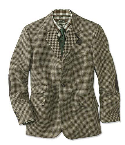 - Orvis Tweed Field Sports Jacket, Ainsley, XXXXL