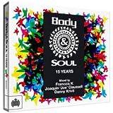 BODY & SOUL 15 YEARS ( ボデイアンドソウル 15イヤーズ ) ( 直輸入盤・帯ライナー付 )