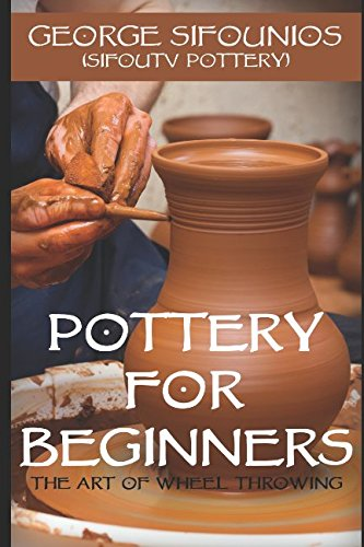 Pottery for Beginners: The Art of Wheel Throwing -