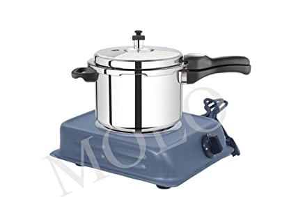 Molo Electric Hot Plate 2000Watt(G-Coil) 3 Level Adjustable Switch