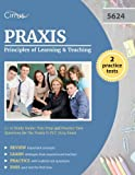 img - for Praxis Principles of Learning and Teaching 7-12 Study Guide: Test Prep and Practice Test Questions for the Praxis II PLT 5624 Exam book / textbook / text book