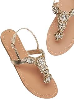 20a731e4a31 David s Bridal Crystal Sling Back Sandal Style Roslyn