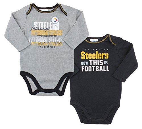Pittsburgh Steelers Unisex Infant Bodysuit