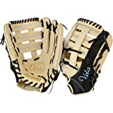 New All Star Vela Glove FGSBV 12.5'' Fastpitch Softball LHT Black/Tan