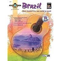 Guitar Atlas Brazil: Your passport to a new world of music, Book & CD