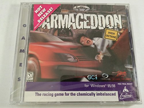 Carmaggedon (Jewel Case) ()
