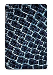 Fashion QfHdliA12774pZLRO Case Cover Series For Ipad Mini/mini 2(fractal Light)