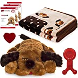 Snuggle Puppy - New Puppy Starter Kit (Brown Mutt)