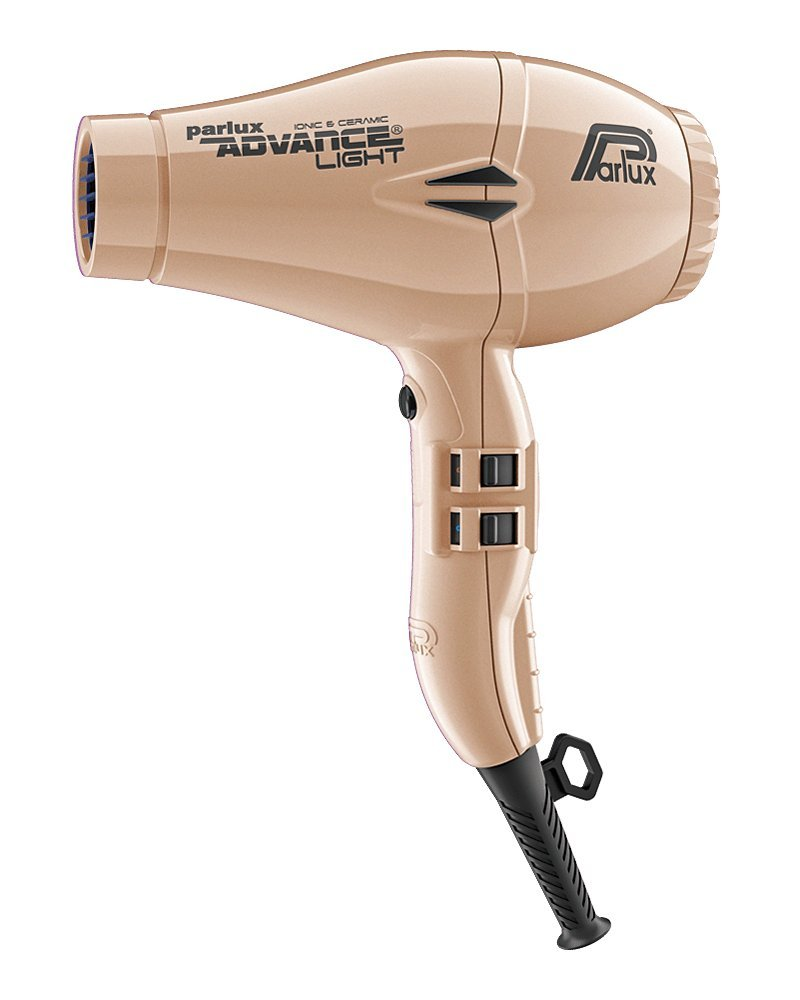 Parlux Advance Light Ionic and Ceramic Hair Dryer - GOLD