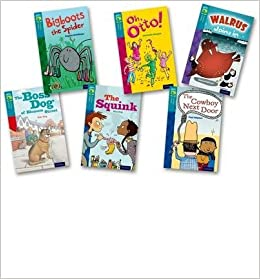 [(Oxford Reading Tree TreeTops Fiction: Level 9 More Pack A: Pack of 6 )] [Author: Angela McAllister] [Sep-2012]