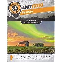 Backroad Mapbook: Manitoba