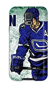 VrsAOay8360FStGZ Faddish Vancouver Canucks (40) Case Cover For Galaxy S5