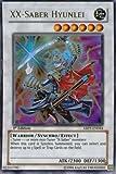 Yu-Gi-Oh! - XX-Saber Hyunlei (ABPF-EN044) - Absolute Powerforce - 1st Edition - Ultra Rare