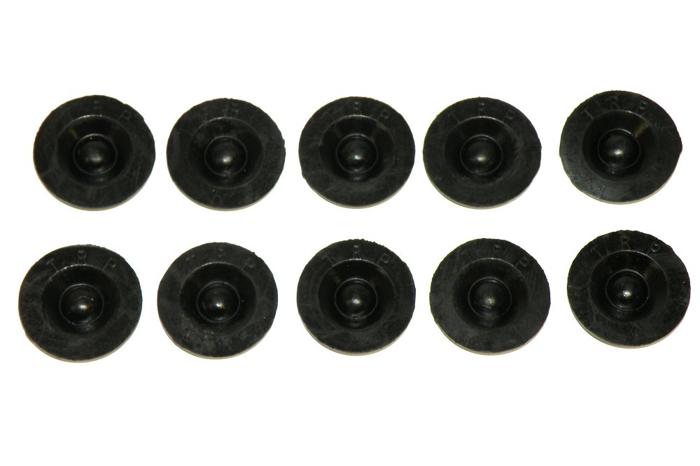 EZ Lube Rubber Grease Plugs For Dexter Dust Caps Rigid Hitch