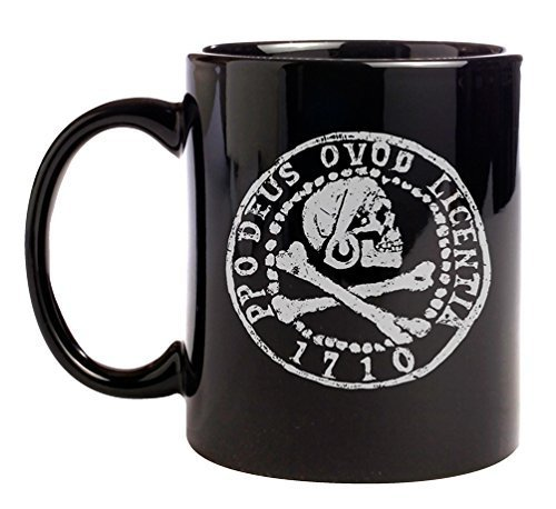 Uncharted 4 - Pirate Coin Mug