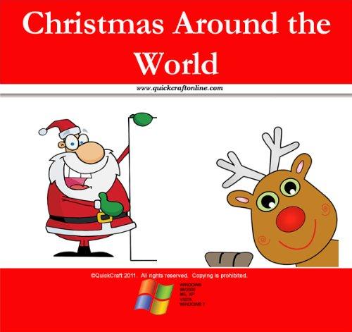 Christmas Around the World (QuickCraft Christmas Craft) (Christmas Crafts Multicultural)