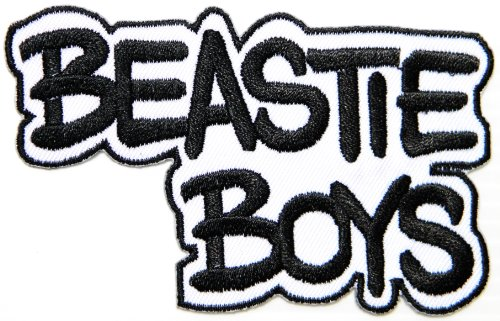 Beastie Boys Logo Iron On/Sew On Patch
