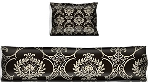 - MSD Mouse Wrist Rest and Keyboard Pad Set, 2pc Wrist Support IMAGE 26739906 Damask wallpaper