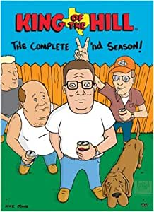 king of the hill the complete second season by fox