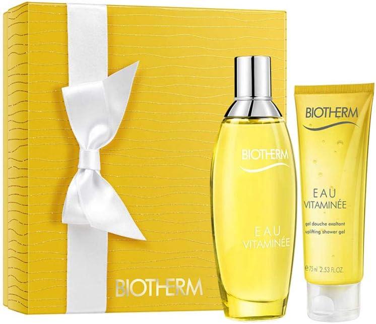 Biotherm Eau Vitaminee Gift set: Amazon.es: Salud y cuidado personal