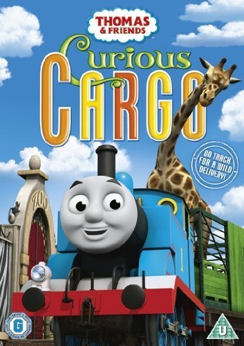 new used dvds thomas friends curious cargo 2012 dvd