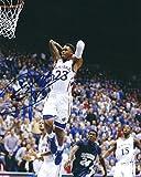 Autographed Ben McLemore Kansas Jayhawks Basketball 8x10 photo w/COA