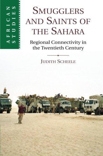 Smugglers and Saints of the Sahara (African Studies) pdf epub