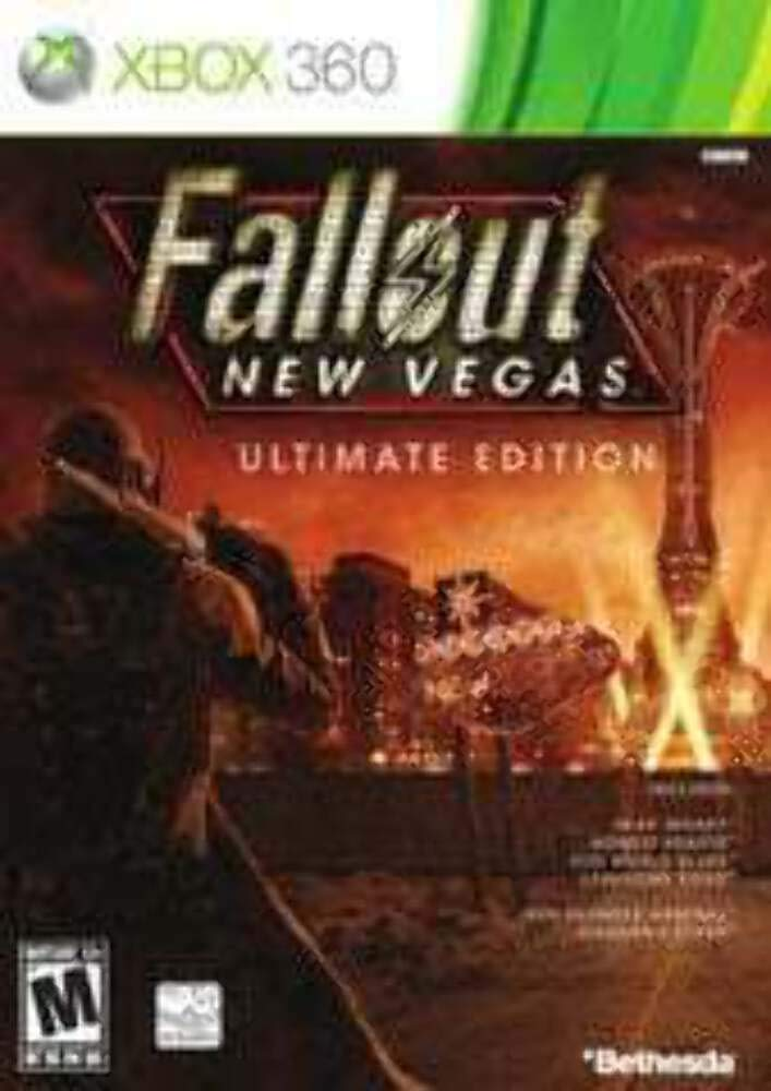 Fallout: New Vegas - Xbox 360 Ultimate Edition