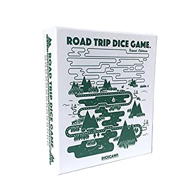 Road Trip Dice Game (Travel Edition)