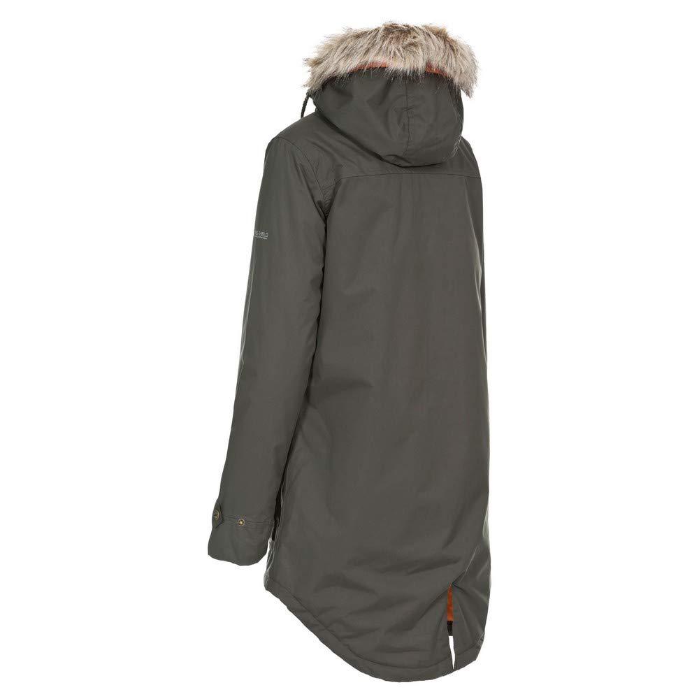 Trespass Womens//Ladies Clea Waterproof Parka Padded Jacket
