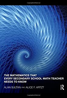 Math through the ages a gentle history for teachers and others the mathematics that every secondary school math teacher needs to know studies in mathematical thinking fandeluxe Image collections