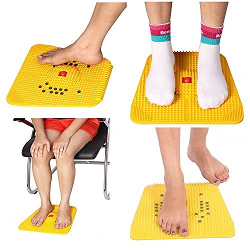 Acupressure Health Care System Power Mat with Magnets n ...