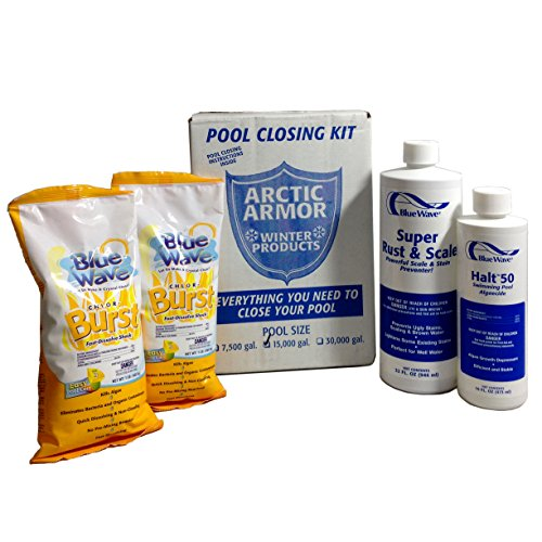 orine Pool Winterizing Kit (Blue Wave Pools)