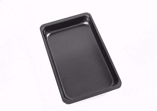 Sloxd - Bandeja rectangular antiadherente para horno, horno o ...