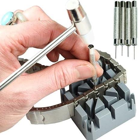 Amazon.com: Kit de reparación de relojes Band Enlace Remover ...