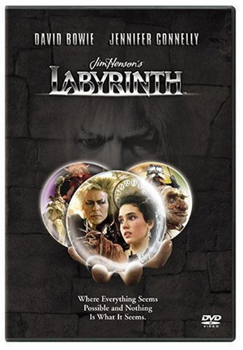 DVD : Labyrinth (Widescreen)