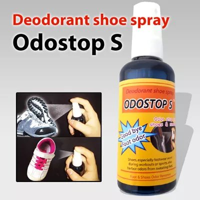 Price comparison product image Odostop S Sports Deodorant, Deodorizers for Shoes Foot Odor Remover Socks, Golf, Tennis, Badminton, Football, Baseball