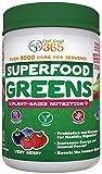 Best Greens Powders - Superfood Vital Greens Juice Powder - Very Berry Review