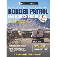 Image for Border Patrol Entrance Exam (Border Patrol Exam)