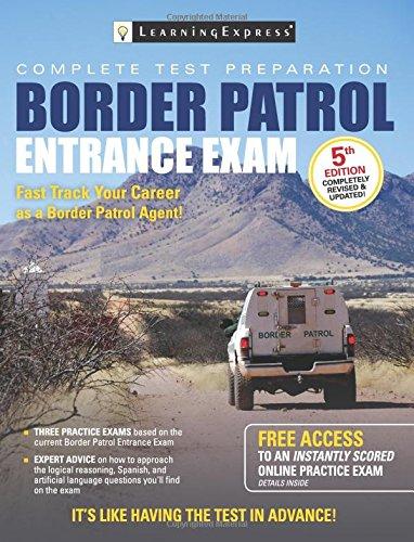 Pdf Test Preparation Border Patrol Entrance Exam (Border Patrol Exam)