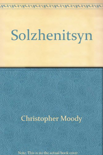 Price comparison product image Solzhenitsyn (Perennial Library P340)
