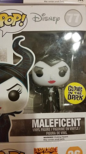 Funko Pop! Disney #77 Maleficent (Glows in The Dark) Hot Topic Exclusive