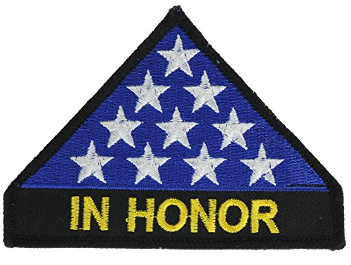 Honor Triangle Stars Patch HONFL1884 product image