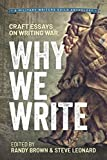 Why We Write: Craft Essays on Writing War