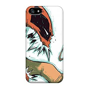 Anti-scratch And Shatterproof Venom Deadpool Phone Case For Iphone 5/5s/ High Quality Tpu Case