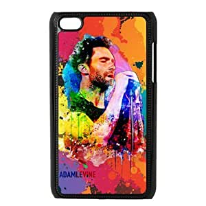 Customize High Quality Popular Singer Adam Levine Back Cover Case for ipod Touch 4