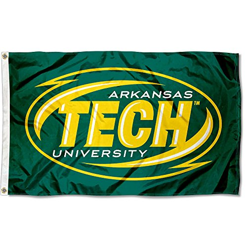 Arkansas Tech University - College Flags and Banners Co. Arkansas Tech University Wonder Boys 3x5 Flag