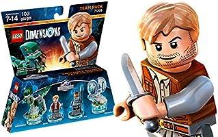 LEGO Dimensions - Jurassic World, Owen & ACU: Amazon.es: Videojuegos